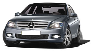 Group LJ: Mercedes C Class, BMW 3 Series, Audi A4